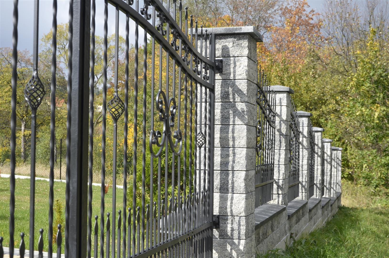 ogrodzenia łupane gors de luxe gl38