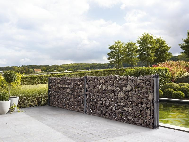 zenturo gabion wall